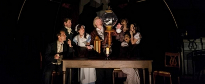 BWW Review: AN EXPERIMENT WITH AN AIR PUMP at Backyard Renaissance Theatre Company