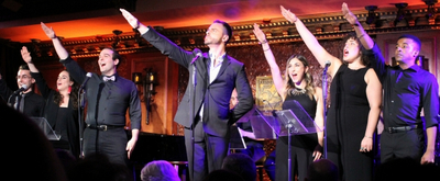 Review: 54 CELEBRATES MEL BROOKS: Feinstein's/54 Below Gathered The Gags Of The Grandfather Of Comedy For A Night Of High GAG-XIETY