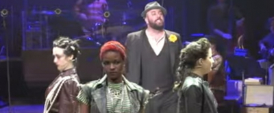 VIDEO: On This Day, May 23: HADESTOWN Debuts Off-Broadway at New York Theatre Workshop