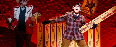 Broadway Rewind: A CHRISTMAS STORY Arrives on Broadway!