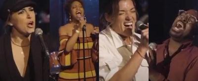 VIDEO: Get a Sneak Peek of the BROADWAY SINGS FOR BIDEN Livestream Concert - Premiering Tomorrow!