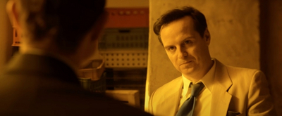 VIDEO: Watch the Teaser for the Film Adaptation of OSLO, Starring Andrew Scott & Ruth Wilson