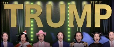 VIDEO: Randy Rainbow Sings a Presidential Send-Off with 'Seasons of Trump' RENT Parod Video