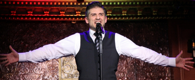 Review: Tony Yazbeck Is The Ultimate Leading Man In BOTH FEET OFF THE GROUND at 54 Below