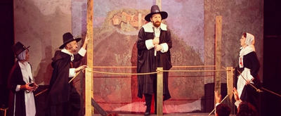 Review: THE SCARLET LETTER at Theatre Harrisburg