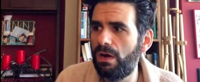 VIDEO: Joe Iconis Performs 'Solitary' From LOVE IN HATE NATION