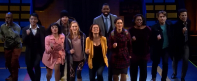 VIDEO: On This Day, December 11- IN TRANSIT Opens On Broadway