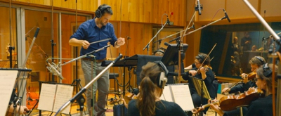 FIRST LISTEN: In the Studio With THE PRINCE OF EGYPT's Orchestra