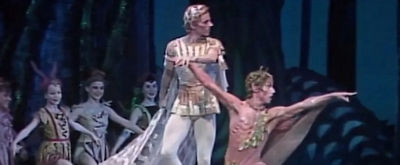 VIDEO: New York City Ballet Will Stream 1986 Production of A MIDSUMMER NIGHT'S DREAM