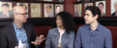 BWW TV: We're Doin' Fine with OKLAHOMA! Stars Rebecca Naomi Jones & Damon Daunno