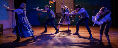 BWW Review: THE INFINITE TALES at 4615 Theatre Company