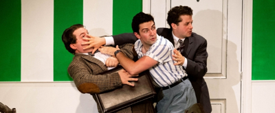 BWW Review: For an Evening of Scheming, Slapstick and 1950s Slang, Look No Further Than FALSE CLAIMS