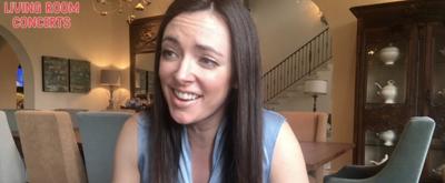 Living Room Concerts: Desi Oakley Sings WAITRESS!