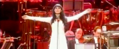 VIDEO: Sarah Brightman Performs 'Don't Cry For Me Argentina' In 1999