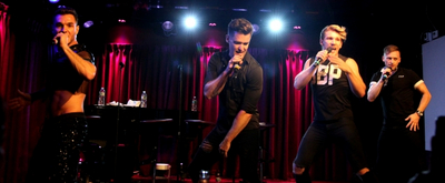 Review: THE BOY BAND BRUNCH Bops and Bounces  at The Green Room 42