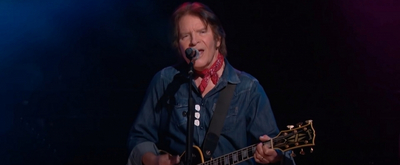 VIDEO: John Fogerty Performs 'Proud Mary' on THE KELLY CLARKSON SHOW