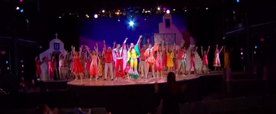 VIDEO: Connecticut High Schoolers Get Special Messages From Former MAMMA MIA! Broadway and Tour Cast Members