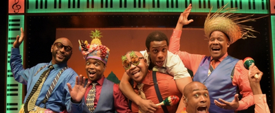 Review: At Westchester Broadway Theatre, FIVE GUYS NAMED MOE Got Mucho Mojo