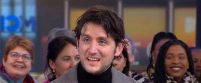 VIDEO: Zach Woods Hopes to Avoid a Valentine's Day Disaster