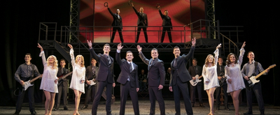 Review: JERSEY BOYS Wows at Aronoff Center