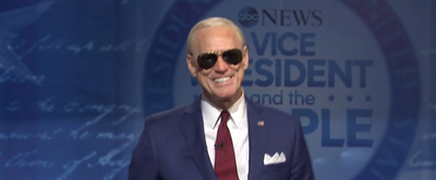 VIDEO: SATURDAY NIGHT LIVE Takes on Trump's and Biden's Dueling Town Halls