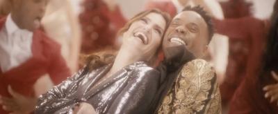 BWW Exclusive: Watch Broadway Powerhouses Idina Menzel and Billy Porter Keep Warm in Music Video Premiere!