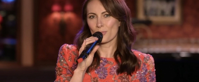 VIDEO: Laura Benanti Performs 'Don't Worry 'Bout Me' on THE LATE SHOW