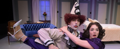 BWW Review: LEND ME A TENOR at Westchester Broadway Theatre Sends In the Clowns