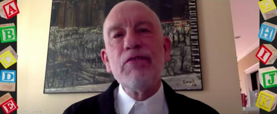 VIDEO: John Malkovich Gives a Commencement Speech for a Preschool Zoom Graduation on THE LATE SHOW