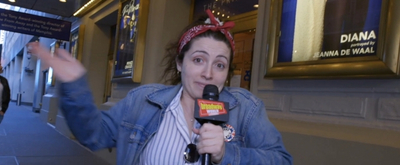BWW Exclusive: Allison Frasca Talks DIANA on The Broadway Break(down)!
