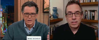 VIDEO: Mark Harris Calls AN EVENING WITH NICHOLS & MAY 'The HAMILTON Of Its Moment'