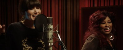 VIDEO: Chaka Khan and Idina Menzel Sing 'I'm Every Woman' in Honor of International W Video