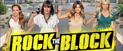 HGTV's ROCK THE BLOCK Winner Will Be Crowned on November 11