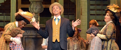 BWW Photo Exclusive: Adam Pascal Stars In THE MUSIC MAN At 5-Star Theatricals
