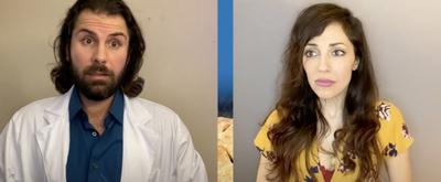 VIDEO: Yvette Gonzalez-Nacer and Quentin Garzón Perform 'Bad Idea' From WAITRESS