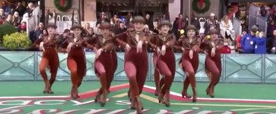VIDEO: Watch The Radio City Rockettes Perform in the Macy's Parade!