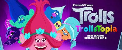 VIDEO: DreamWorks Animation Debuts Season 4 Trailer for TROLLSTOPIA