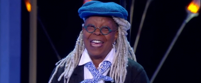 VIDEO: Watch Whoopi Goldberg Perform with Disney On Ice