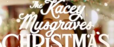 Kacey Musgraves Announces Christmas Show on Amazon