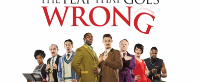 BWW Previews: THE PLAY THAT GOES WRONG at The Playhouse