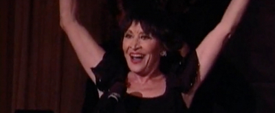Broadway Rewind: Broadway Comes Out to Celebrate Living Legend, Chita Rivera!