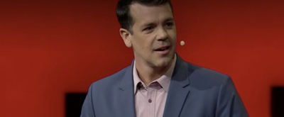 VIDEO: Watch FREESTYLE LOVE SUPREME's Anthony Veneziale Improvise a TED Talk!