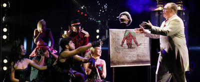 BWW TV: Preview Magic of the Holidays with the Cast of THE ILLUSIONISTS!