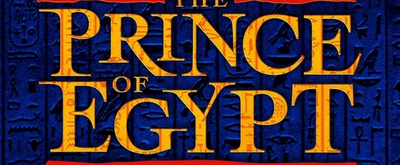THE PRINCE OF EGYPT Original Cast Recording Released Today