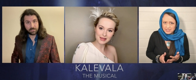 VIDEO: Quentin Garzon, Madison Claire Parks and Natalie Toro Sing 'Tuonela, Swan of Beauty' From KALEVALA