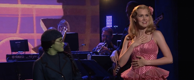 VIDEO: WICKED's Lindsay Pearce and Ginna Claire Mason Perform 'Popular' and 'The Wizard and I' on THE TONIGHT SHOW