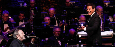 Photo Coverage: Michael Feinstein Brings Guest Jimmy Webb To The Kravis Center