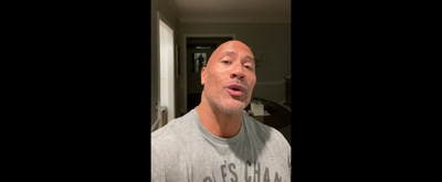 VIDEO: Dwayne Johnson Sings 'You're Welcome' for a Child with Cancer