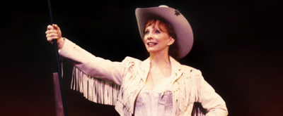 Photo Flash: See Reba McEntire's Best Stage Looks