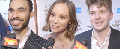 BWW TV: Which Dylan Song Reigns Supreme? Cast of GIRL FROM THE NORTH COUNTRY Picks!